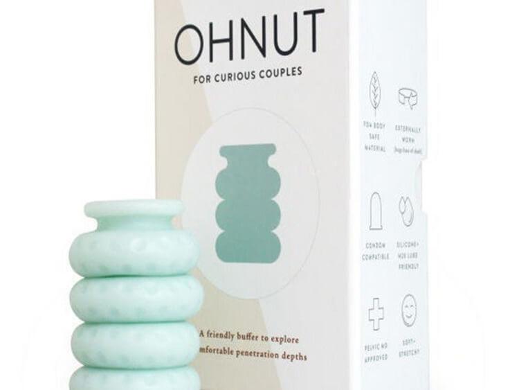 性交痛に『OHNUT』がおすすめ。切実な「サイズが合わない」悩みを解消