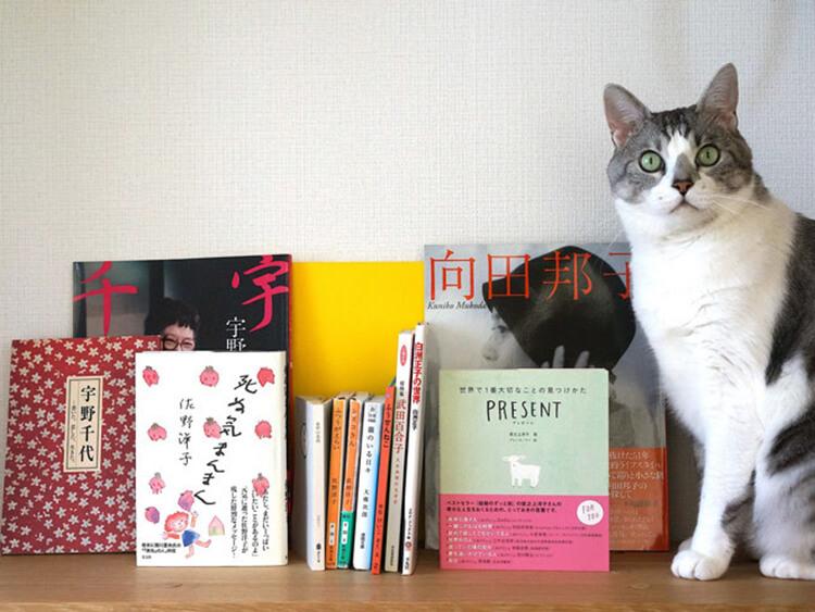 誰と仕事するか、遊ぶか、愛するか。本棚から聞こえた言葉 【 #お家で読みたいワタシの本 :笹川ねこ編】