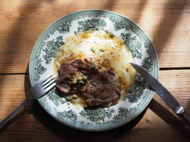簡単に鉄分補給!鶏レバーのウスターソース炒めマーマレード添え——生理の日に食べたい。楽うま「ゆるっとごはん」第14回