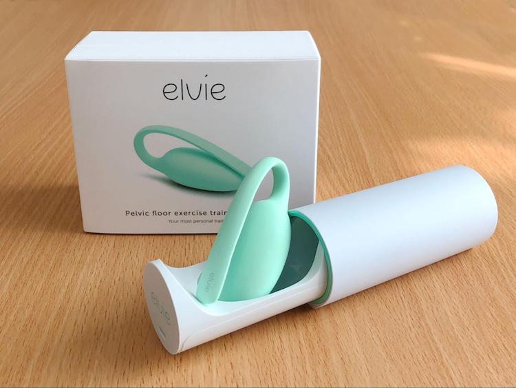 【最新フェムテック】ゲーム感覚で「膣トレ」体験。スマホ連携で膣圧を可視化するElvie Trainerをレビューします